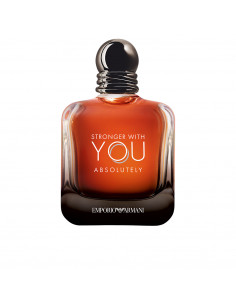 ARMANI STRONGER WITH YOU...